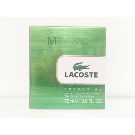 Lacoste Lacoste Essential edt 75 ml m Туалетная Мужская