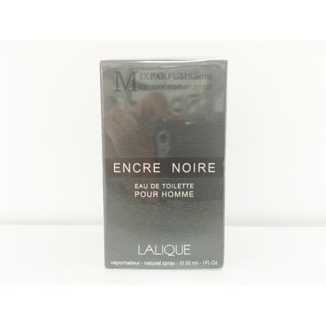 Lalique Encre Noire edt 30 ml m Туалетная Мужская