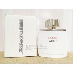 Lalique Lalique White edt 75 ml m TESTER Туалетная Мужская