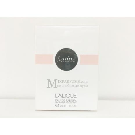 Lalique Satine edp 30 ml w Парфюмированная Женская