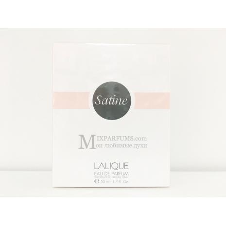 Lalique Satine edp 50 ml w Парфюмированная Женская
