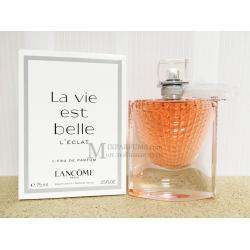 Lancome La Vie Est Belle L Eclat edp 75 ml w TESTER Парфюмированная Женская