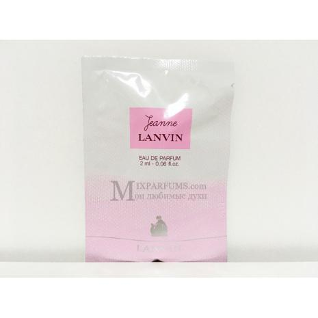 Lanvin Jeanne Lanvin edp 2 ml w Парфюмированная Женская