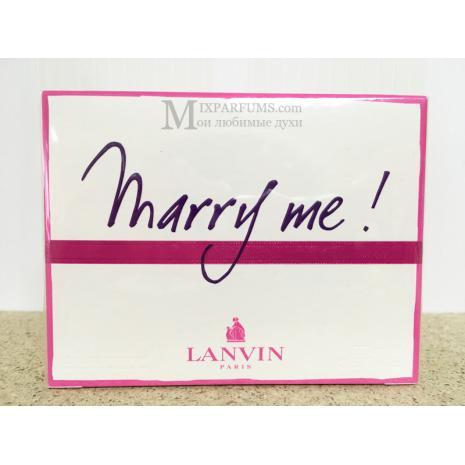 Lanvin Marry Me edp 75 ml w Парфюмированная Женская