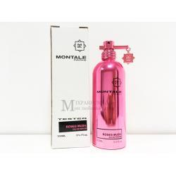 Montale Roses Musk edp 100 ml w TESTER Парфюмированная Женская