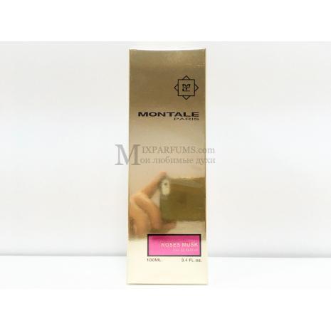 Montale Roses Musk edp 100 ml w Парфюмированная Женская
