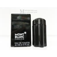Montblanc Emblem edt 4.5 ml m Туалетная Мужская – фото 3