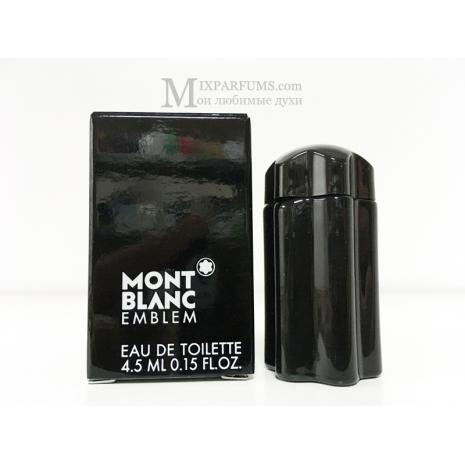 Montblanc Emblem edt 4.5 ml m Туалетная Мужская