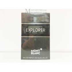 Montblanc Explorer edp 60 ml m Парфюмированная Мужская
