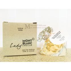 Montblanc Lady Emblem edp 75 ml w TESTER Парфюмированная Женская