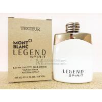 Montblanc Legend Spirit edt 100 ml m TESTER Туалетная Мужская – фото 1