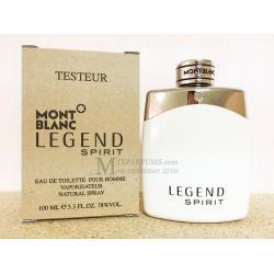 Montblanc Legend Spirit edt 100 ml m TESTER Туалетная Мужская