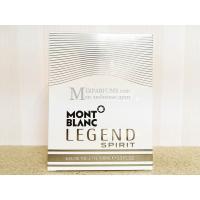 Montblanc Legend Spirit edt 100 ml m Туалетная Мужская – фото 0