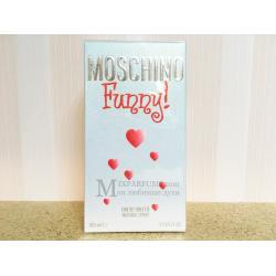 Moschino Funny! edt 50 ml w Туалетная Женская