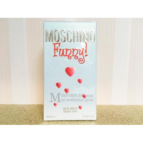 Moschino Funny! edt 100 ml w Туалетная Женская