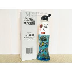Moschino So Real Cheap And Chic edt 100 ml w TESTER Туалетная Женская