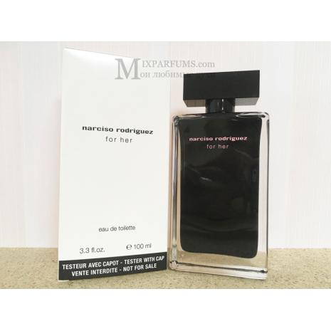 Narciso Rodriguez Narciso Rodriguez For Her edt 100 ml w TESTER Туалетная Женская