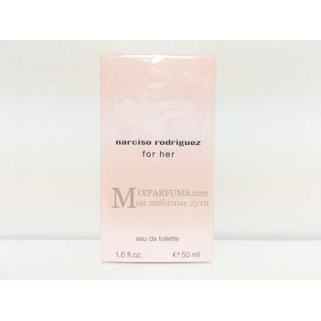 Narciso Rodriguez Narciso Rodriguez For Her edt 50 ml w Туалетная Женская