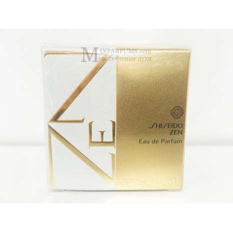 Shiseido Zen 2007 edp 30 ml w Парфюмированная Женская