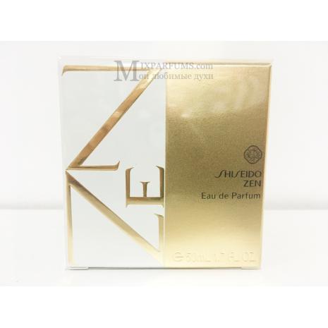 Shiseido Zen 2007 edp 50 ml w Парфюмированная Женская