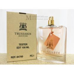 Trussardi Trussardi Delicate Rose edt 100 ml w TESTER Туалетная Женская