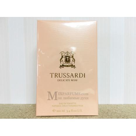 Trussardi Trussardi Delicate Rose edt 100 ml w Туалетная Женская