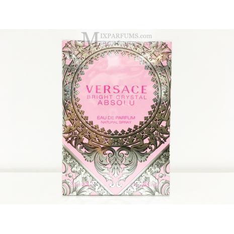Versace Bright Crystal Absolu edp 30 ml w Парфюмированная Женская