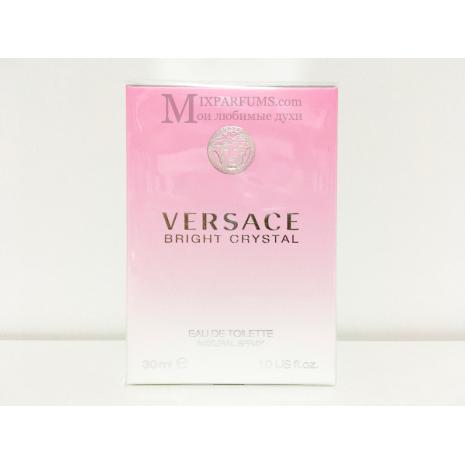 Versace Bright Crystal edt 30 ml w Туалетная Женская