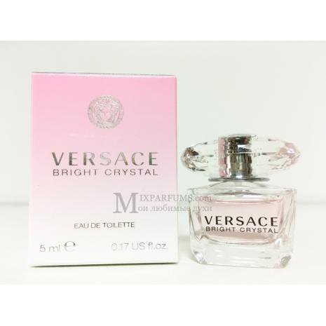 Versace Bright Crystal edt 5 ml w Туалетная Женская