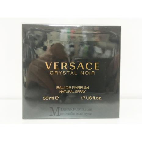 Versace Crystal Noir Eau De Parfum edp 50 ml w Парфюмированная Женская