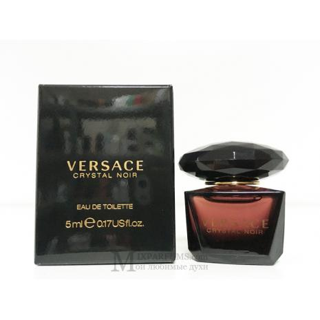 Versace Crystal Noir Eau De Toilette edt 5 ml w Туалетная Женская