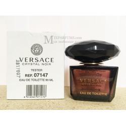 Versace Crystal Noir Eau De Toilette edt 90 ml w TESTER Туалетная Женская