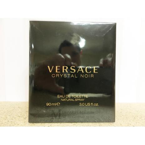Versace Crystal Noir Eau De Toilette edt 90 ml w Туалетная Женская