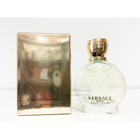 Versace Eros Pour Femme edp 5 ml w Парфюмированная Женская