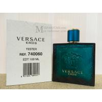 Versace Eros edt 100 ml m TESTER Туалетная Мужская – фото 1