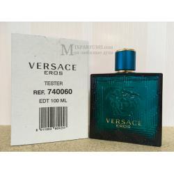 Versace Eros edt 100 ml m TESTER Туалетная Мужская
