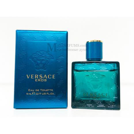 Versace Eros edt 5 ml m Туалетная Мужская