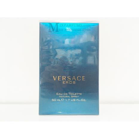 Versace Eros edt 50 ml m Туалетная Мужская