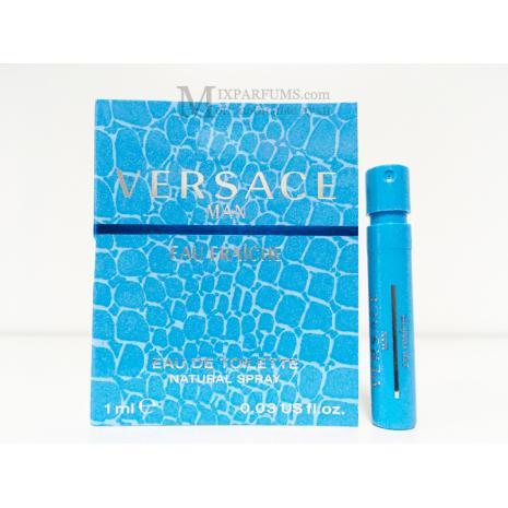 Versace Versace Man Eau Fraiche edt 1 ml m Туалетная Мужская