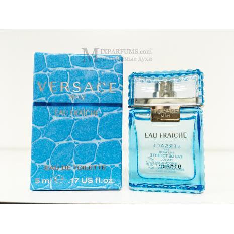 Versace Versace Man Eau Fraiche edt 5 ml m Туалетная Мужская