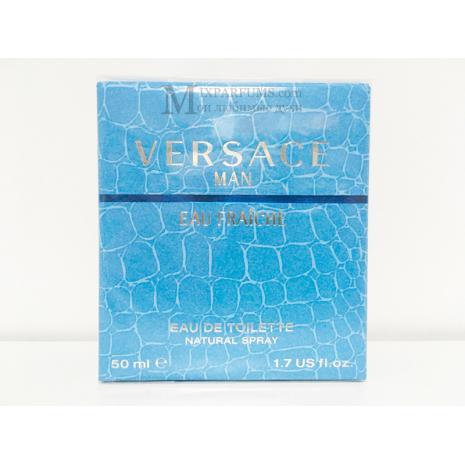Versace Versace Man Eau Fraiche edt 50 ml m Туалетная Мужская
