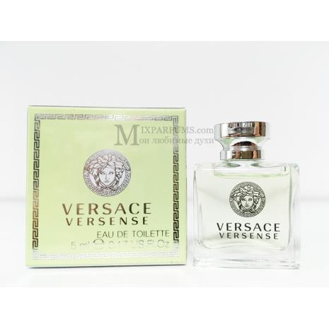 Versace Versense edt 5 ml w Туалетная Женская