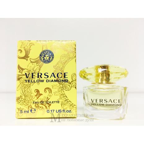 Versace Yellow Diamond edt 5 ml w Туалетная Женская