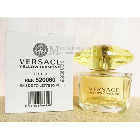 Versace Yellow Diamond edt 90 ml w TESTER Туалетная Женская